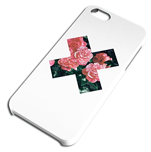 Cover Case Apple Samsung iPhone Bumper Case Handyhülle X Rose Rosen Blumen Blüten Statement iPhone 5
