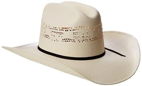 7ba5f491587d0 Tony Lama Men s Cattleman - Bangora Straw Cowboy Hat