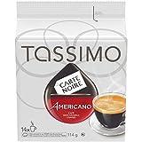 Tassimo Carte Noire Americano Coffee Single Serve T-Discs, 14 T-Discs