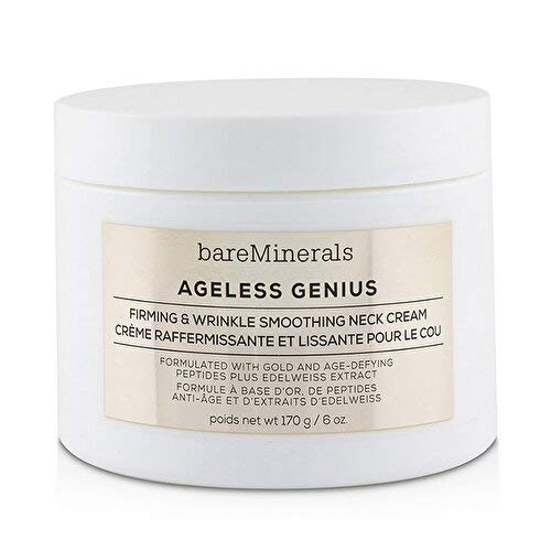 bareMinerals Ageless Genius Firming & Wrinkle Smoothing Neck Cream 6 oz