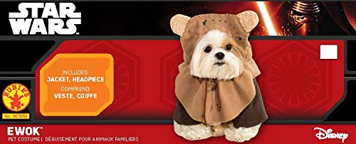 413jZWAsMAL - Star Wars Ewok Dog Costume