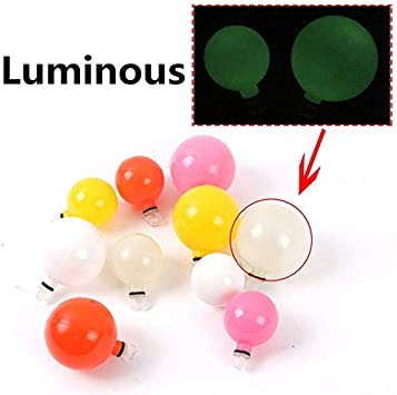 5 Pieces Fly Fishing Bobbers Floats Terminal Tackle