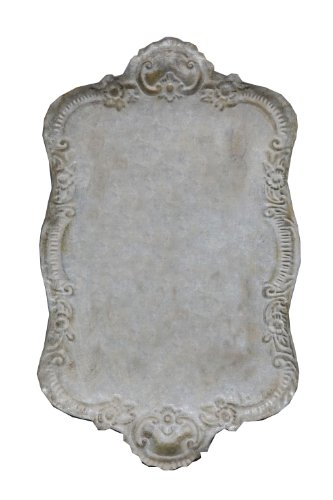 Creative Co Op Tray Distressed Finish