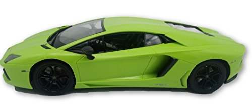 Negotium LLC Race Car LP700 Green 1:14 Large Scale Remote Control Electronic RC Car (Green)