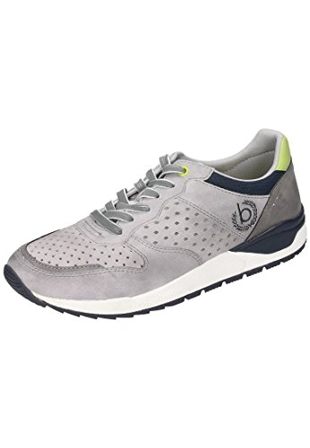 Bugatti unisex lace up shoes grey -  Bullboxer, K4003PR6N6-160