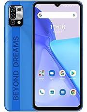 "UMIDIGI Power 5 Cell Phone (4GB+128GB), 6150mAh Battery Unlocked Smartphone with 6.53"" Full Screen + 16MP AI Triple Camera Android Phone"