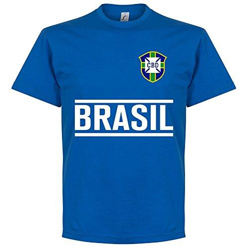Brasilien Coutinho Team T-Shirt - blau