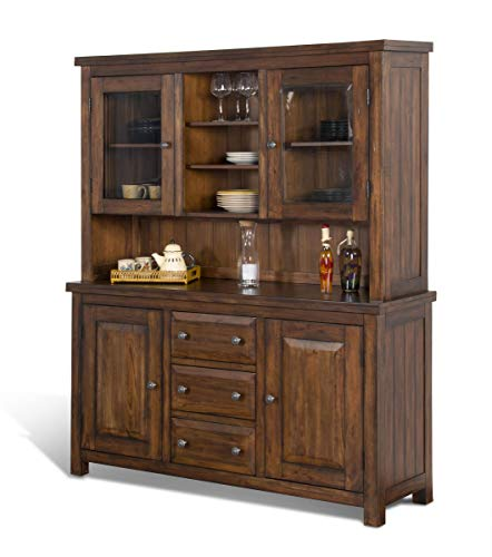 Sunny Designs 2428VM Tuscany Hutch Buffet