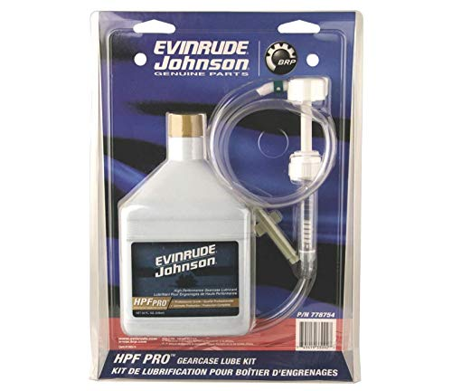 Johnson Evinrude HPF PRO Gearcase Lube Kit Pump - Fluid Pump Lube