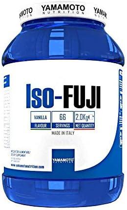 Yamamoto Nutrition Iso-FUJI, Vanillecreme - 2000g