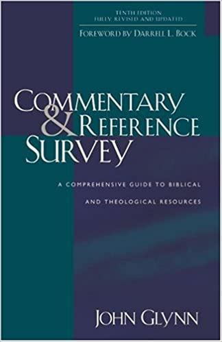 Commentary & Reference Survey