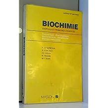 biochimie ex. et probl.