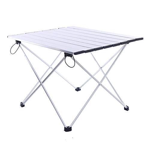 YXCXC Aluminiumklapptisch Im Freien, der Wilden Grill-Tragbare Picknicktisch Antreibt