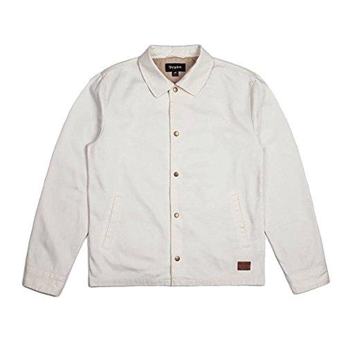 Jacket Bianco Jacket Wright Wright Brixton Brixton Sporco Bianco ggqBwxr5