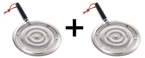 gas burner heat diffuser - 7
