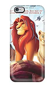 Ideal Lillie Bauer Case Cover For Iphone 6 Plus(liong King 3d Characters D Lions People Movie), Protective Stylish Case
