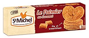 St Michel 12 Palmiers Caramel - 100 g