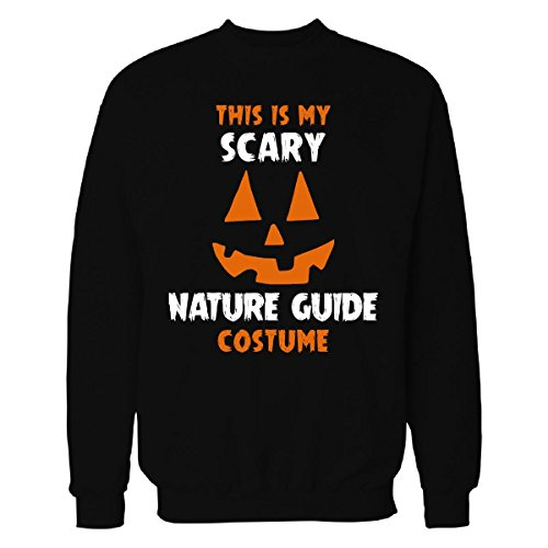 This Is My Scary Nature Guide Costume Halloween Gift - Sweatshirt