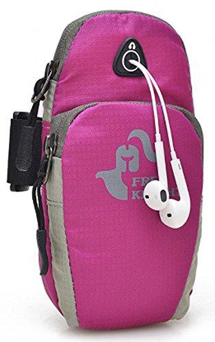 CC-JJ - 5.5inch Runing Arm Bag Phone GYM Adjustable Waterproof by CC-JJ (Image #1)