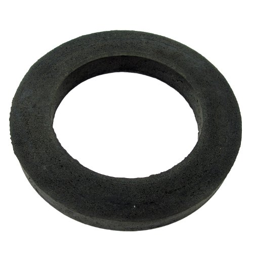 LASCO 04-3334 Cushion Ring for Wall Hung Urinal, 4 3/8-OD x 2 7/8-ID x 3/4-Inch Thick, Sponge Rubber