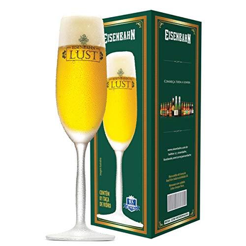 Taça Cerveja / Copo Cerveja - Eisenbahn Lust 190ml