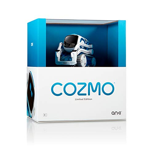 Anki Cozmo Limited Edition (Interstellar Blue), A Fun, Educational Toy Robot for Kids by Anki (Image #5)