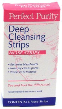 Perfect Purity Deep Cleansing Strips (6 Nose Strips in Box) 31006