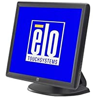 Elo 1000 Series 1915L Touch Screen Monitor - 19 - 5-wire Resistive - ACCU TOUCH DUAL SER/USB CTLR *Power Brick sold separately