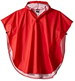 Charles River Apparel Kids' Big Pacific Poncho, red, One Size