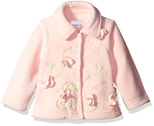 kate-mack-little-girls-toddler-polar-fleece-coat-with-flower-details-pink-2t