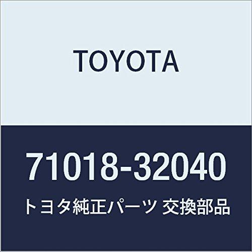 TOYOTA Genuine 71018-32040 Seat Back Frame