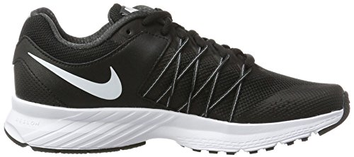 Nike Girl Wmns Air Implacabile 6 Scarpe Da Corsa Nere (nero / Bianco-antracite)