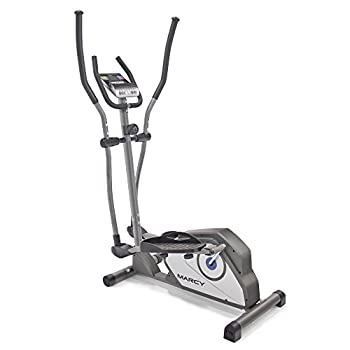 Image of Marcy Magnetic Elliptical Trainer Cardio Workout Machine