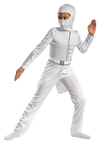 Disguise Boys GI Joe Movie Storm Shadow Classic Costume, Large/10-12