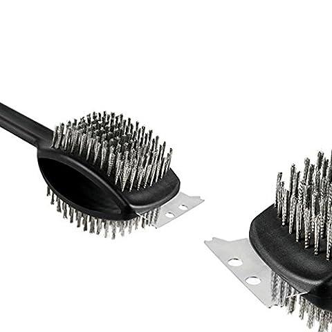 Meiyiu BBQ Grill Cleaning Brush 17