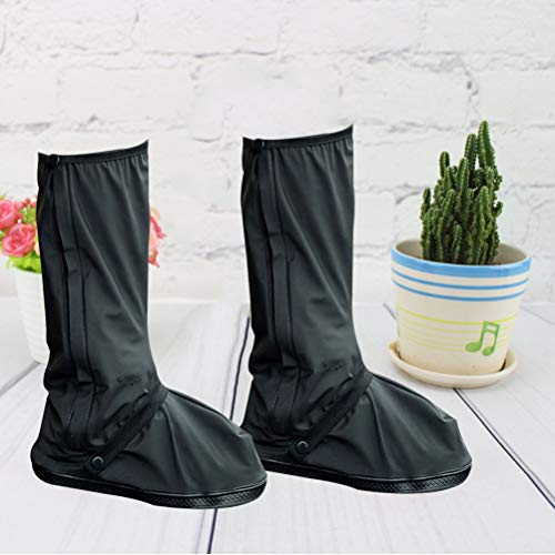 Equipment Women Shoe Rainy Boot VORCOOL Waterproof L Reusable Cover Protector Men Boots Rain Shoes Day Travel Covers xXZEpwqCE