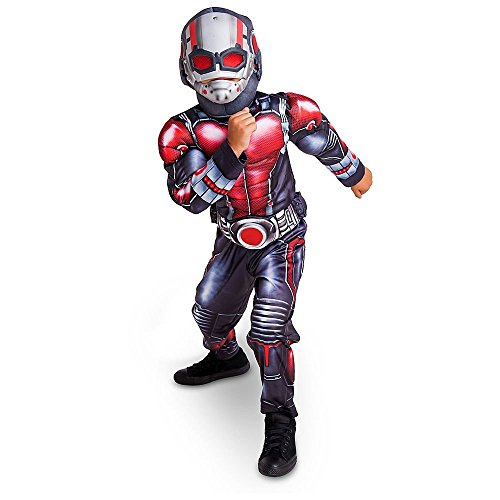 Ant Man Costume Disney (Disney Store Deluxe Ant Man Antman Light Up Costume XXS XX-Small 3)