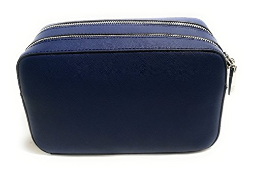 NEW BLU DONNA ERMANNO MOD COL BAG NAVY BORSA SCERVINO ANYA BS18ES40 SOLID CAMERA WBYRqFfw