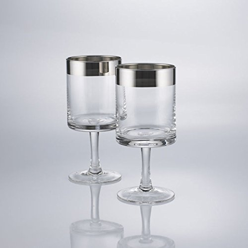 Wine Enthusiast Madison Avenue Glasses