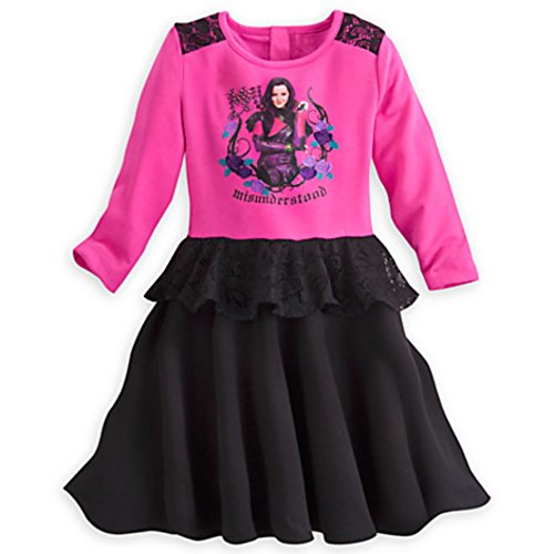 Disney Girls ''Misunderstood'' Descendants Dress - Size 5/6 by Disney