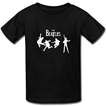 Dude custom beatles four jumping men 39 s short for Amazon custom t shirts