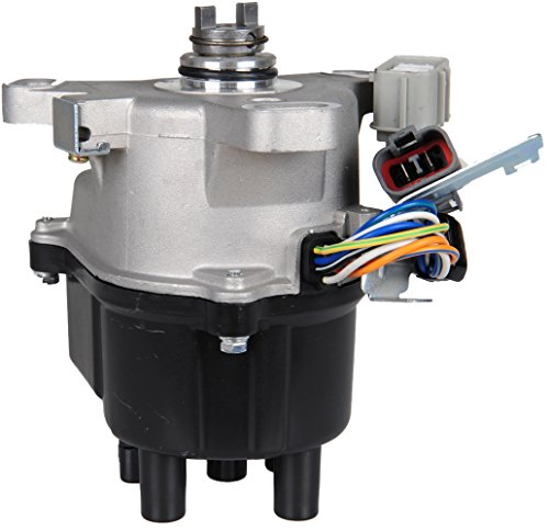 Ignition Distributor for 1990 1991 Honda Accord 2.2L Compatible with TD-31U TD-34U TD-58U