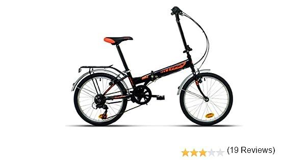 Moma Bikes Bicicleta Plegable Urbana FOLDING PARK, SHIMANO 6V ...