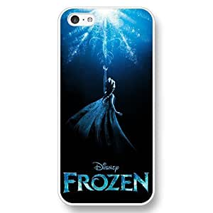 Disney Cartoon Princess and the frog Soft Rubber Phone Case; Cover For Ipod Touch 5 Cover - Disney Princess Tiana For Ipod Touch 5 Cover Case - Black