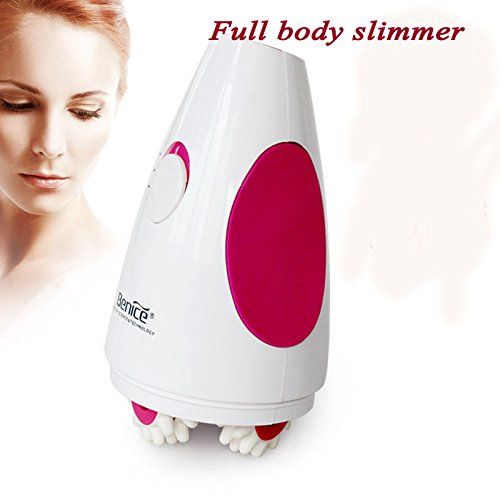 Hyalo (TM) 3D electric slimming infrared body massager hammer Loss weight anti cellulite roller face massager Cheek fat burner machine