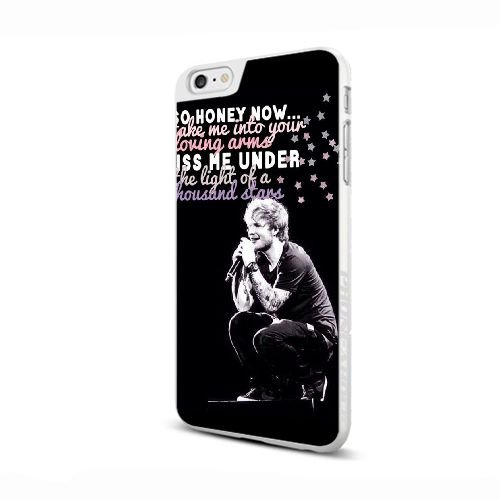 iPhone 6 6S Plus 5.5 Inch Case White Ed Sheeran G2D8ZK