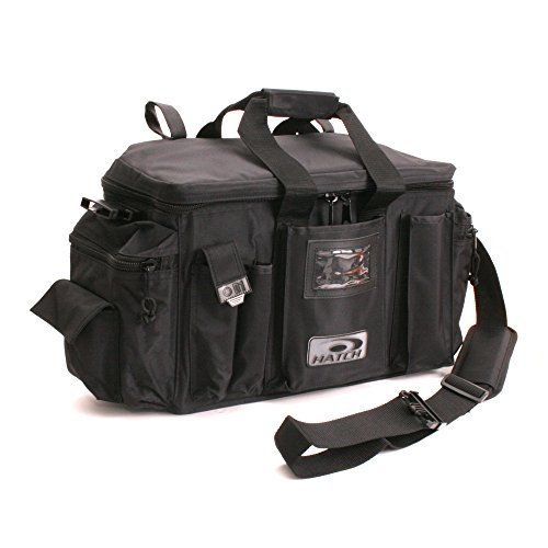 Hatch D1-Black Patrol Duty Bag, Black, 25