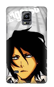 Exultantor Anti-scratch And Shatterproof Anime Bleach Phone Case For Galaxy Note 4/ High Quality Tpu Case