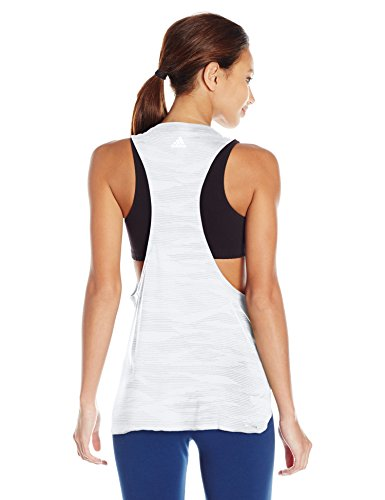 adidas Women's Training Aero Knit Box Tank Top