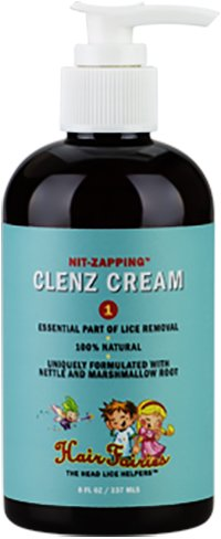 Hair Fairies Head Lice and Nit Zapping Clenz Cream